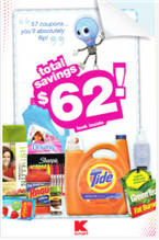 Kmart Coupon Book