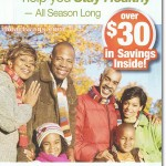 healthy savings coupon book