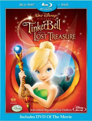 TinkerBell & The Lost Treasure