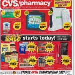 CVS Ad for 11/15/09 – 11/21/09