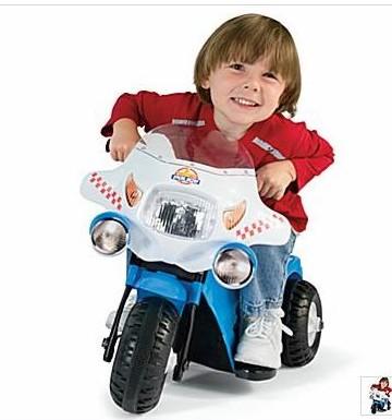 1st Police Bike