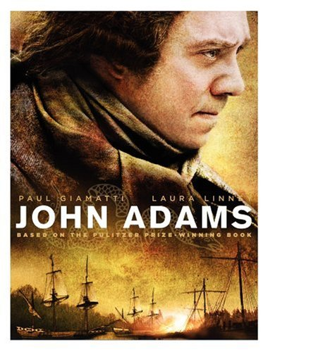 John Adams HBO Miniseries on Blu-Ray