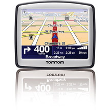 TomTom ONE 125SE Special Edition  Portable GPS with Spoken Street Names