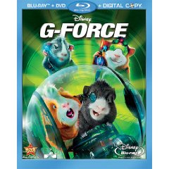 G-Force Blu ray