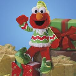 Holiday Giggle Elmo1