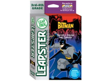 Leapster Game The Batman