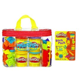 Play-doh Backpack Playset