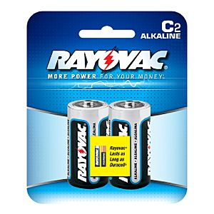 RayOVac Batteries