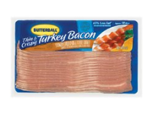 Butterball Turkey Bacon w220 h220 $1 off Butterball Turkey Bacon Printable Coupon