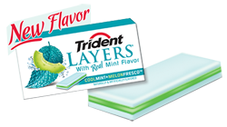 graphic about Gum Coupons Printable referred to as $0.75 Trident Levels Gum Printable Coupon - Hunt4Freebies