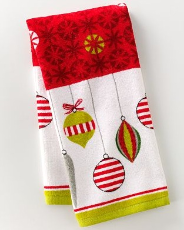 Kohl S Has Several Holiday Kitchen Towels From