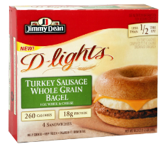 JimmyDean w230 h230 $2.50 off Jimmy Dean Delights Sandwich Printable Coupon