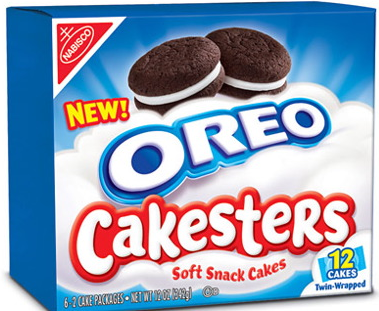 image about Oreo Printable Coupons named Printable Coupon codes: Oreo Cakesters, Birds Eye, Totally