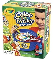 Color Twister Spin Art w300 h300 Staples: Crayola Color Twister Spin Art $4.90 FREE Shipping To Store