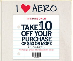 20 off aeropostale coupon codes amp printable coupons 2019 - 646×660