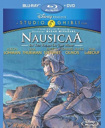 Nausicca w250 h250 $10 off Nausicaa of the Valley of the Wind Blu ray Combo Pack Coupon