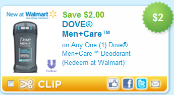 picture about Printable Dove Coupons named $2 off Dove Mens+Treatment Deodorant Printable Coupon (Back again Back