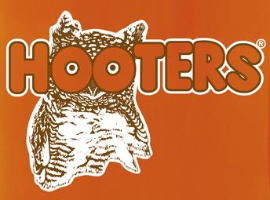 Hooters Logo w270 h270 Hooters: FREE Appetizer with Beverage Purchase Coupon March 17 or 18