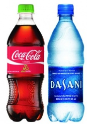 graphic about Coke Printable Coupons identified as $1/2 Coke or Dasani Solutions Printable Coupon - Hunt4Freebies