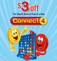 photo about Hasbro Printable Coupon identified as $3 Off Hasbro Converse 4 Sport Printable Coupon - Hunt4Freebies
