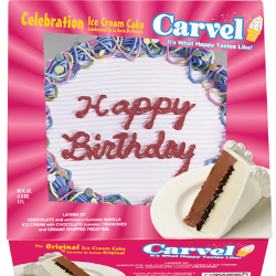 carvel cake w250 h250 $2 off ANY Celebration Foods Ice Cream or Dessert Printable Coupon