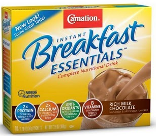 Carnation Breakfast $1.50 off Carnation Breakfast Essentials Coupon