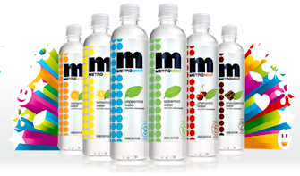 Metromint Metromint Water BOGO FREE Coupon (Available Again)