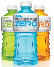 photograph about Printable Powerade Coupons titled $1/5 Powerade Zero or Powerade ION4 Coupon - Hunt4Freebies