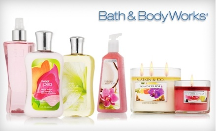 BandB11 Bath & Body Works: 25% off Purchase Coupon