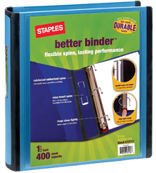 3 off any staples better binder printable coupon hunt4freebies