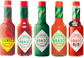 Tabasco Sauce $0.50 off ANY Tabasco Sauce Coupon