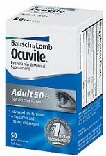 Bausch Lomb Ocuvite Adult $5 off Bausch & Lomb Ocuvite Coupon