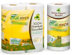 Marcel  $1 off Marcal Small Steps Paper Towels, Bath Tissue, or Napkins Coupon