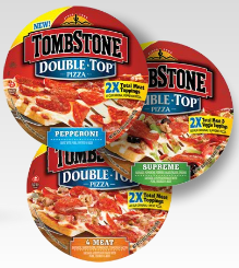 Tombstone Pizza $1/3 Tombstone Large Size Pizzas Coupon