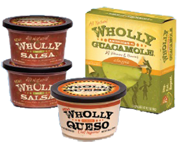Wholly Product $1 off Wholly Guacamole, Salsa or Wholly Queso Product Coupon