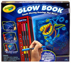 5 off a crayola glow book or glow station coupon hunt4freebies
