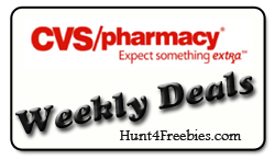 CVS Weekly 11 6111111 CVS Freebies and Deals For 1/8 to 1/14, 2012