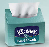 Kleenex Hand Towels $1 off ANY Kleenex Hand Towels Coupon