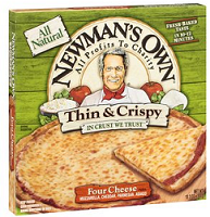 Newmans Own Thin Pizza $1 off Newmans Own Pizza Coupon