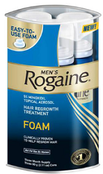 graphic regarding Printable Rogaine Coupon called $10 off ANY Rogaine Substance Printable Coupon - Hunt4Freebies