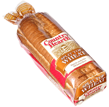 Loaf Country Hearth All Natural Bread