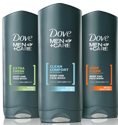 2 Off Dove Men Care Body Wash And Dove Body Wash Coupon Hunt4freebies