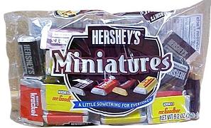 $2/3 Resse's, Hershey's Minatures, Kisses or Cadbury ...