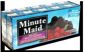 Minute Maid Juice Box 10 pk1 $1 off Minute Maid Juice Box Coupon