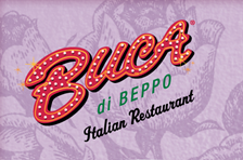 Buca Di Beppo1711 Buca Di Beppo: $10 off $20 Purchase Coupon