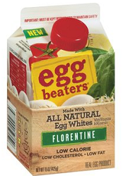 Egg Beaters Florentine $0.75 off One Carton of Egg Beaters Florentine Coupon
