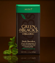 Green and Black Bar  $1 off Green & Blacks Organic Chocolate Bar Coupon
