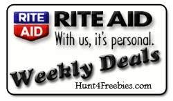 Rite Aid Weekly1111 Rite Aid Deals and Freebies For 4/22 4/28