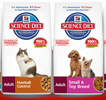 5 Off Any Hills Science Diet Dry Pet Food Coupon Hunt4freebies