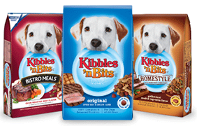 Kibbles n Bits $1 off ANY Bag of Kibbles n Bits Brand Dry Dog Food Coupon